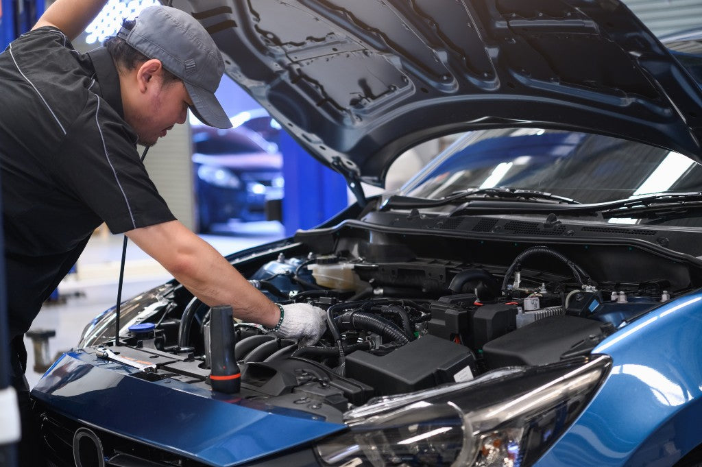 Reminders on How to Store Air Tools for Auto Body Work