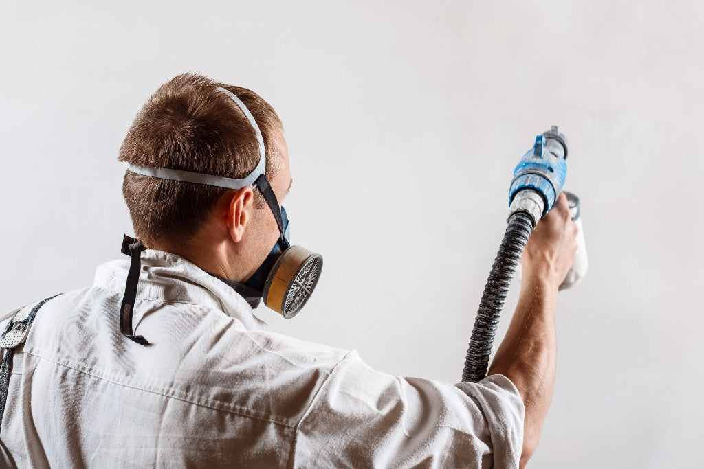 How To Mix Paint For Air Spray Gun