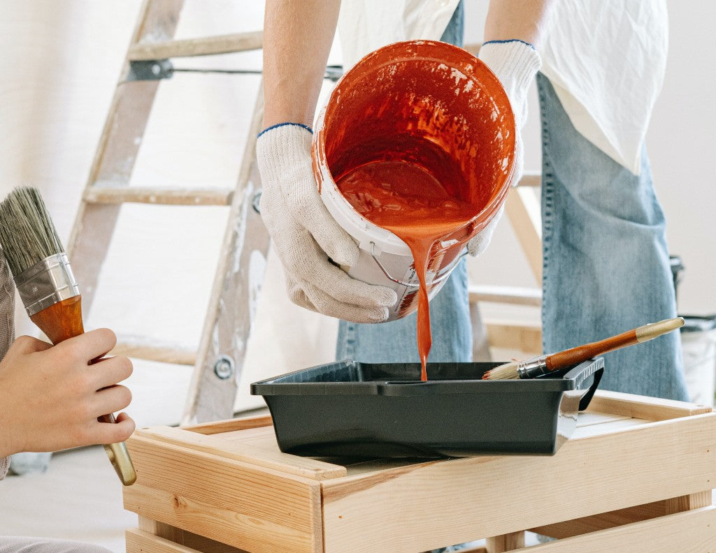 How To Mix Paint And Thinner For Spray Gun