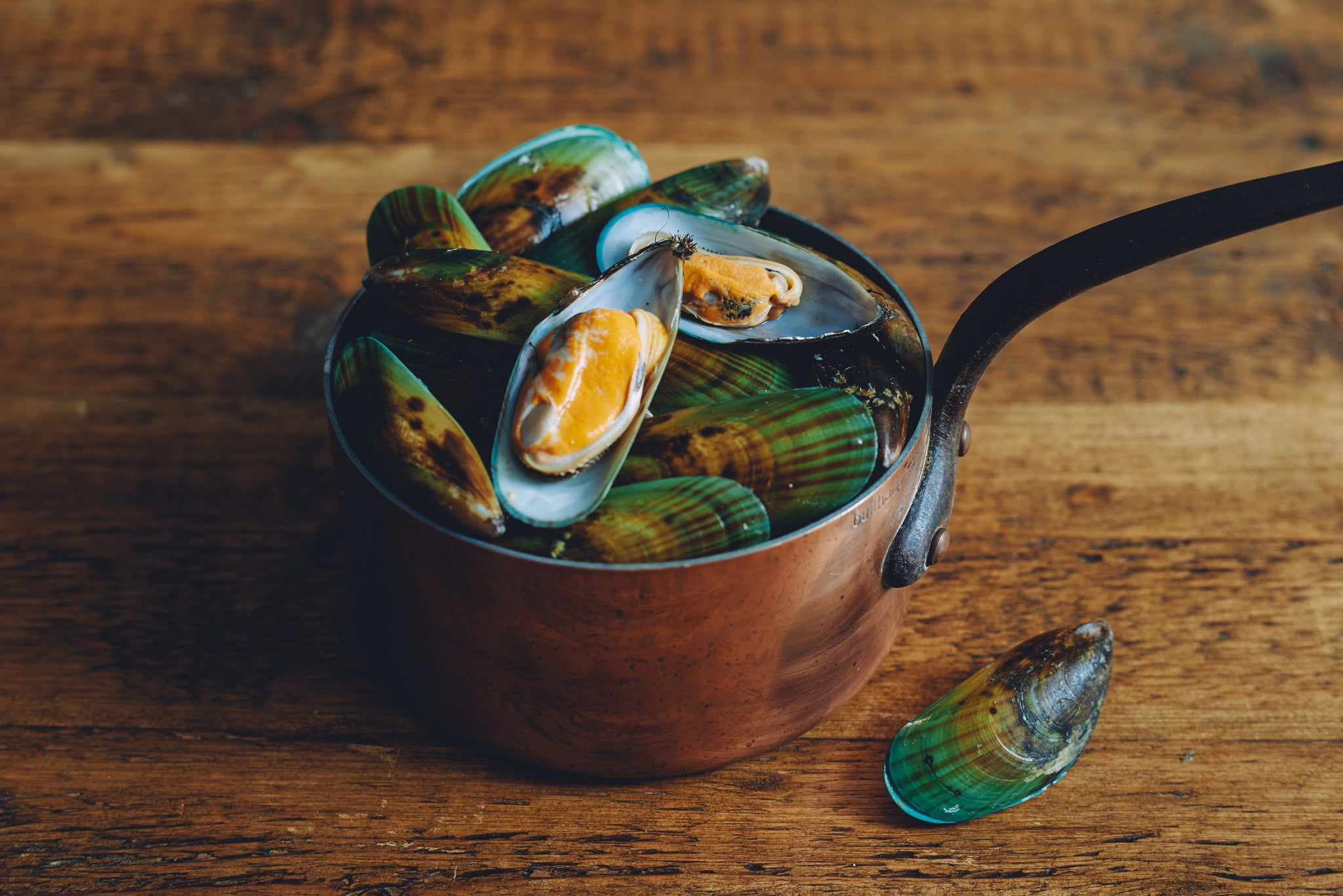 The Benefits of Green Lipped Mussel