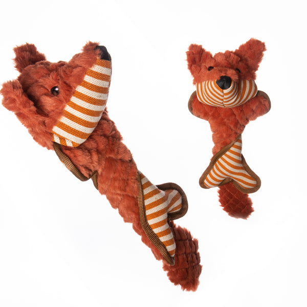 Twisties : Dog Soft Toy