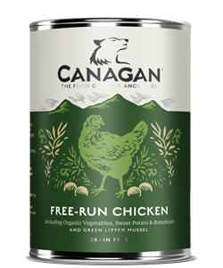 Canagan Free-Run Chicken (Wet)