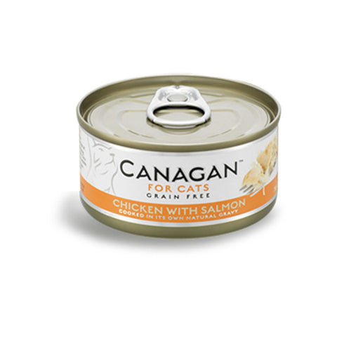 Canagan Chicken with Salmon (Wet)