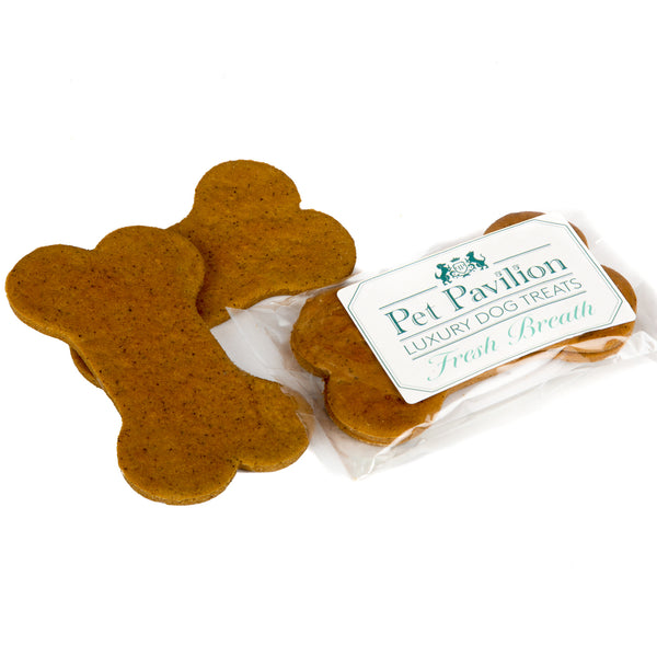 Luxury Dog Treats : Fresh Mint Treats