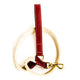 Pet Pavilion Luxury Leather & Rope Lead
