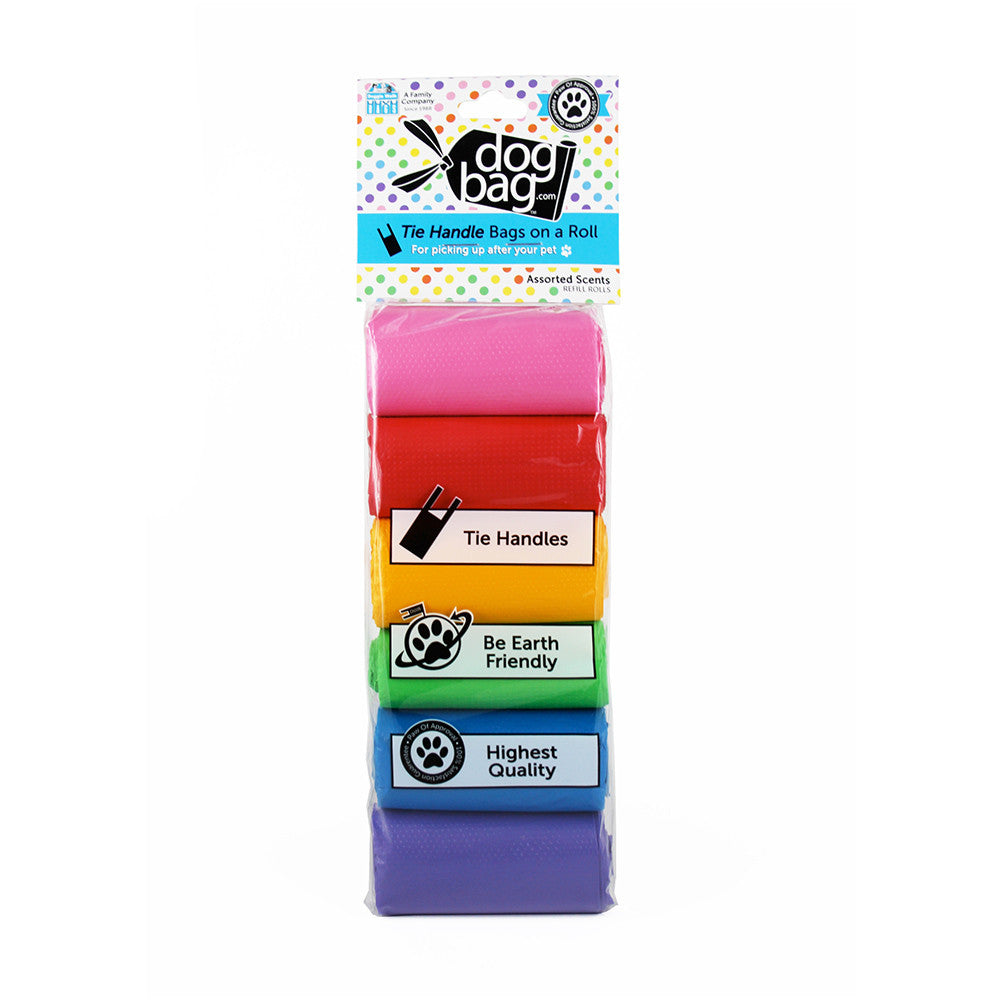 Rainbow Dog Waste Bag