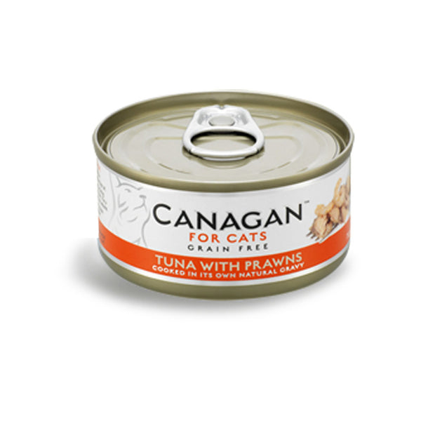Canagan Ocean Tuna with Prawns (Wet)