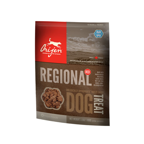 Orijen: Dog Treats Regional Red 42.5g