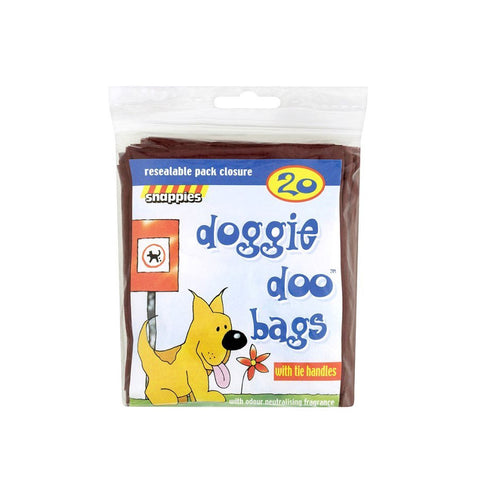 Snappies Doggie Doo Bags (100pk)