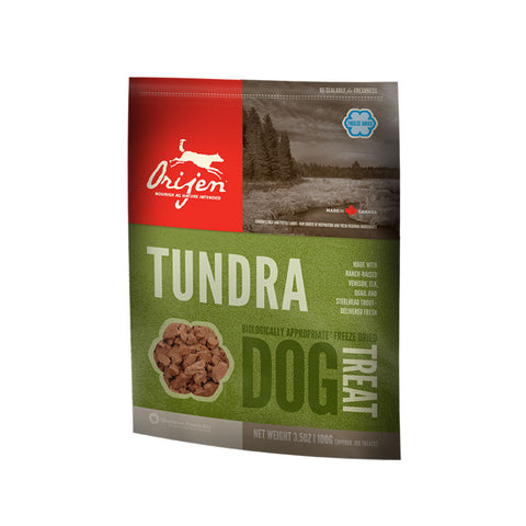 ORIJEN Dog Treats Tundra 42.5g