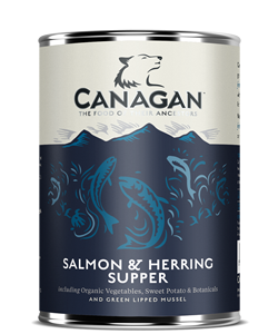 Canagan Salmon and Herring Supper (Wet)