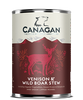 Canagan Venison & Wild Boar Stew (Wet)