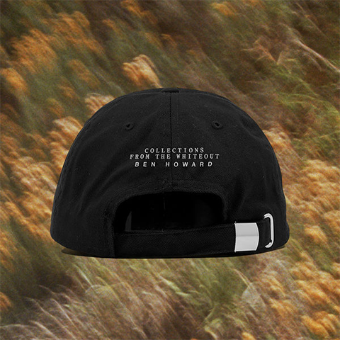 Collections From The Whiteout: Dad Cap (Black)