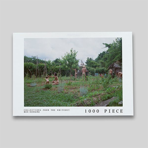 Collections From The Whiteout: 'The Farmers' Jigsaw Puzzle