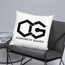 Load image into Gallery viewer, ConcreteGames Pillow