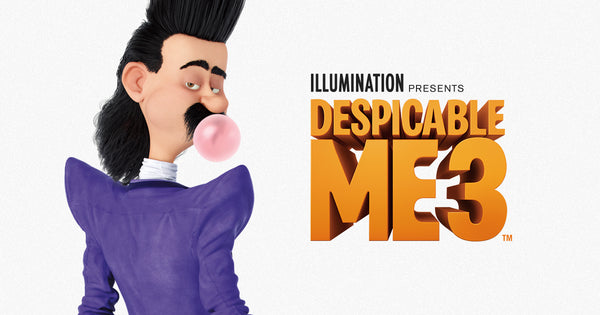 Movie review: Despicable Me Three with a Pre-Schooler