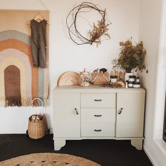 Decor Linen & Storage at Milk Tooth