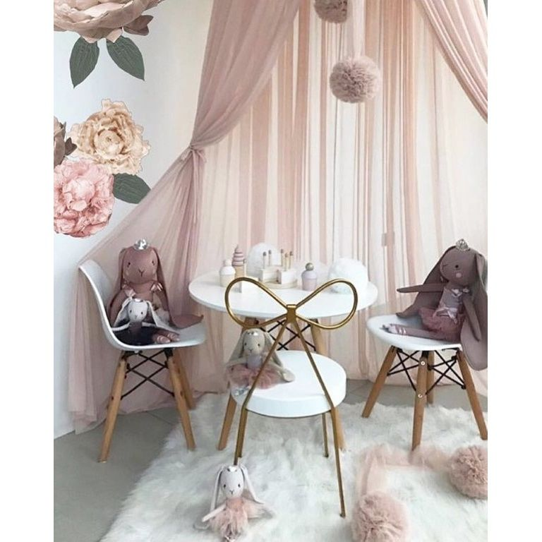 Spinkie Baby | Sheer Canopy | Nude