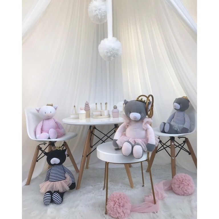 Spinkie Baby | Sheer Canopy | Cloud Off-White