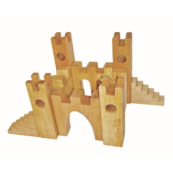 Bauspiel | Castle Building Block Set