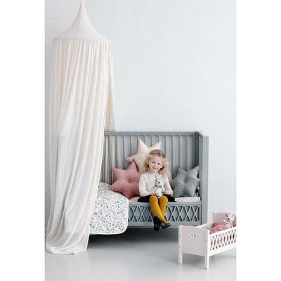 Cam Cam | Harlequin Doll's Cot | Blossom Pink