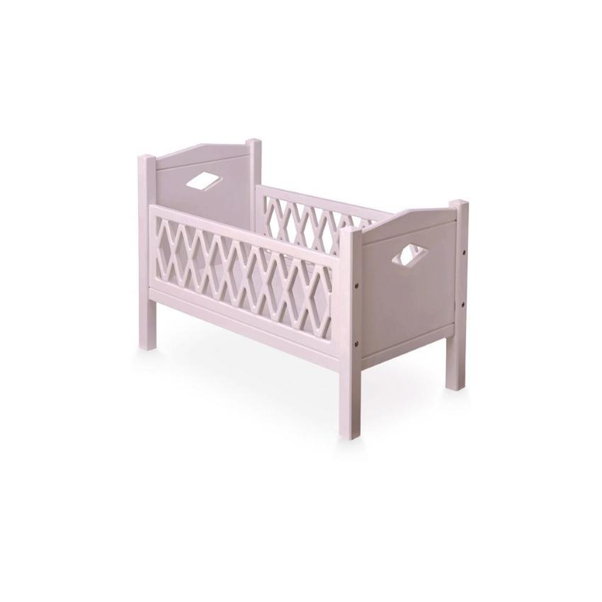 Cam Cam | Harlequin Doll's Bed | Blossom Pink