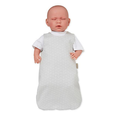 Cam Cam Copenhagen | Doll's Sleeping Bag | Grey Wave