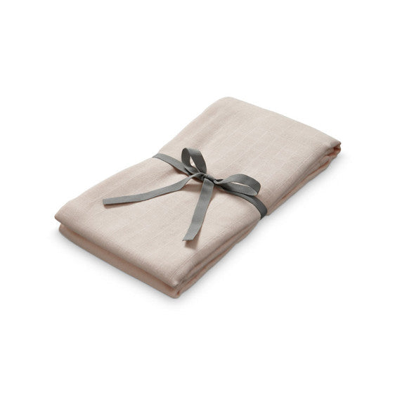 Cam Cam Copenhagen Nude Baby Swaddle in Organic Cotton