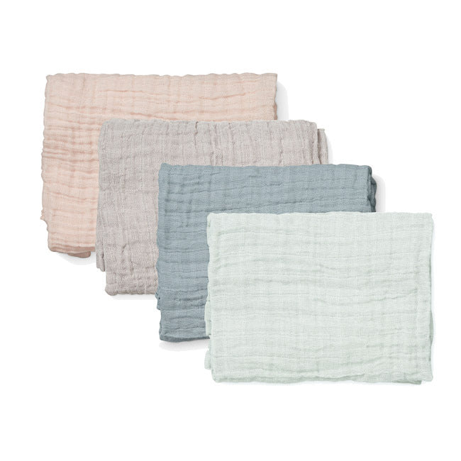 Cam Cam | Organic Muslin Cloth | Blush