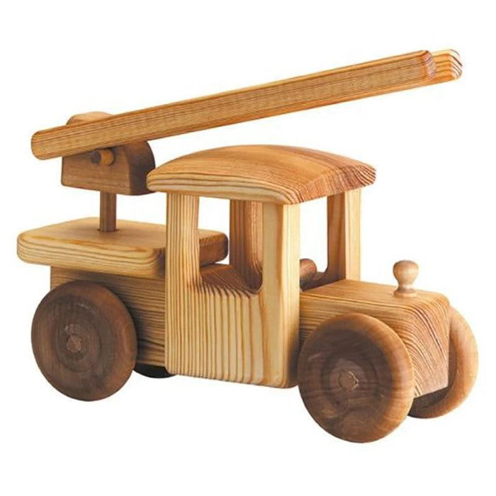 Debresk | Big Fire Engine | Wooden Toy Truck