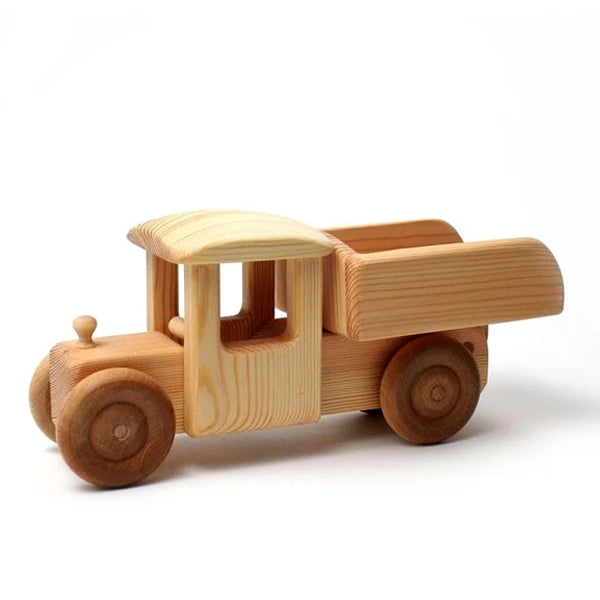 Debresk | Big Tip Truck | Wooden Tipping Lorry Toy