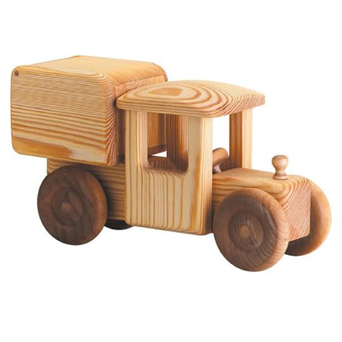 Copy of Debresk | Big Delivery Van | Wooden Toy Truck