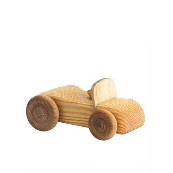 Debresk | Small Sports Car | Wooden Toy