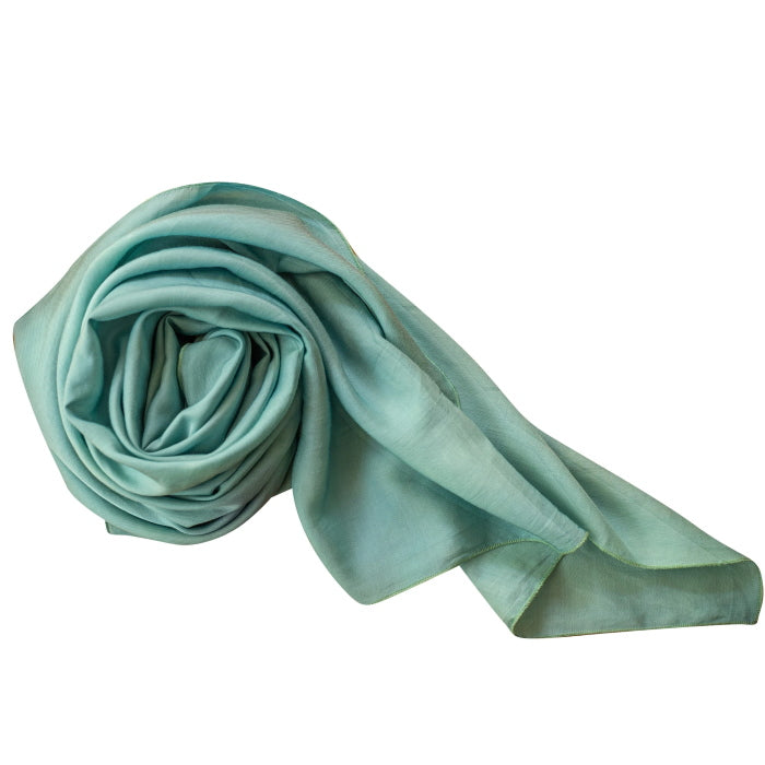 EarthSylk | Play Sylk | Eucalyptus green play silk
