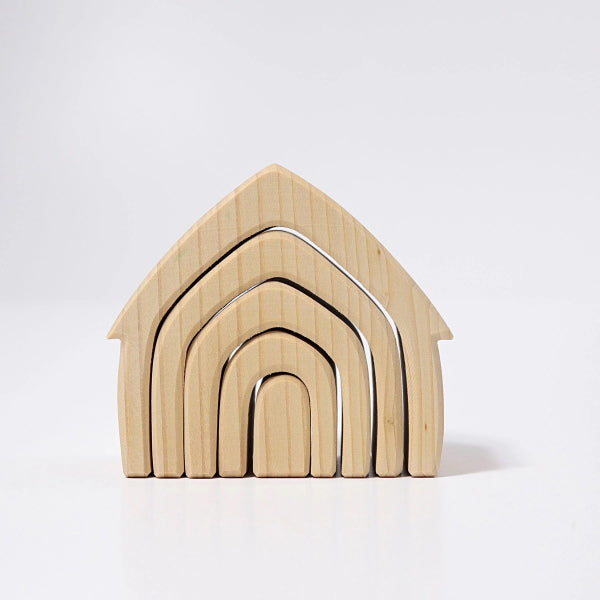 Grimm's | Stacking House | Natural