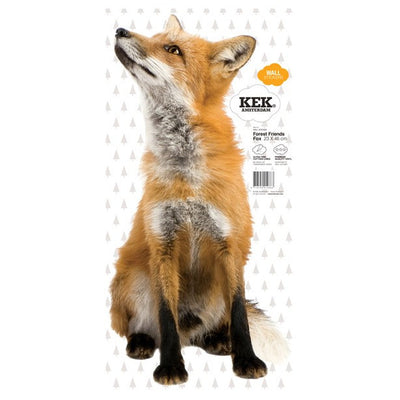 Fox wall sticker - KEK Amsterdam Forest Friends fox wall decal