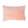 Kip and Co | Velvet Pillow Case | Peach Crumble