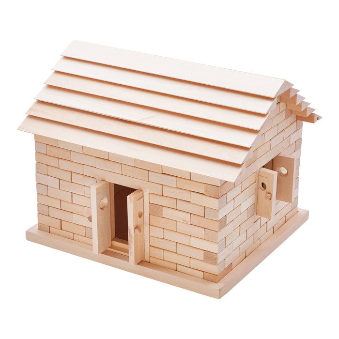 Kubi Dubi | Wooden Building Blocks | Kubi House