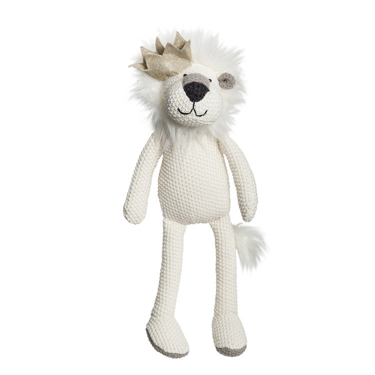 Lancelot the Lion Soft Toy by Lily & George
