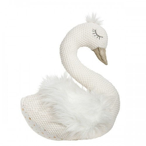 Sylvie the Swan Soft Toy by Lily & George