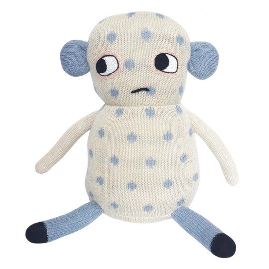 Lucky Boy Sunday Gorby Knitted Doll