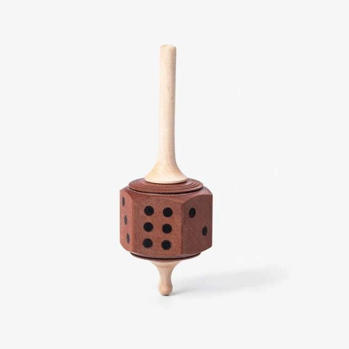 Mader | Dice Spinning Top