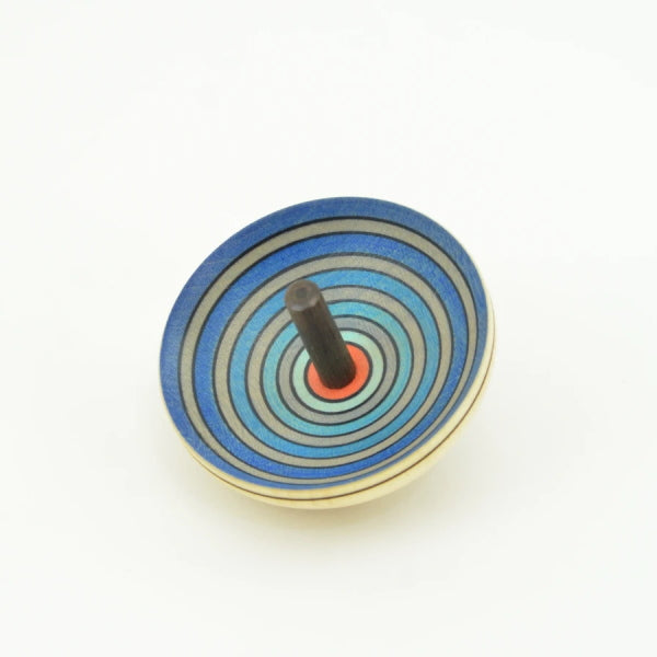 Mader | Fridolette Spinning Top | Blue Grey