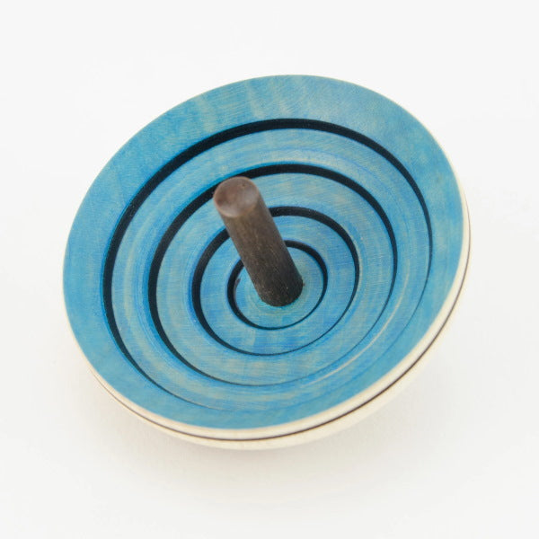 Mader | UFO Spinning Top | Blue