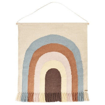 OYOY | Follow The Rainbow | Wall Rug
