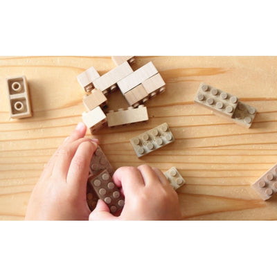 Mokulock | Wooden Building Blocks