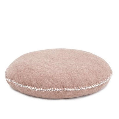 Muskhane | Smartie Cushion Large 40cm | Quartz Pink