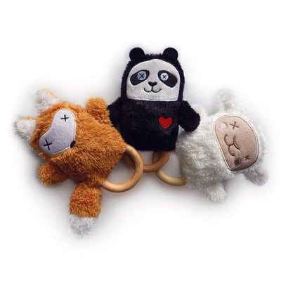 Three O.B. Designs Dingaring Baby Toys