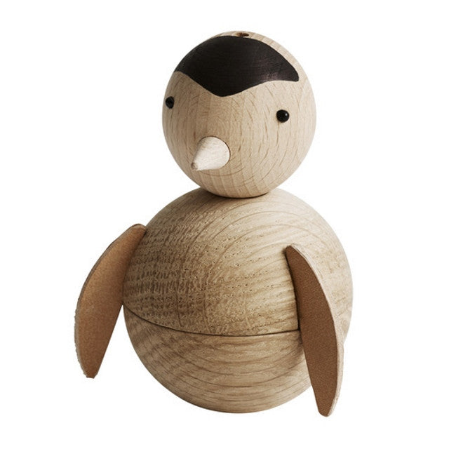 OYOY | Nature Wooden Decoration | Penguin