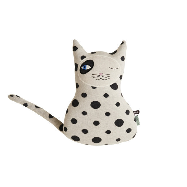 OYOY's Zorro the Cat Cushion or Soft Toy
